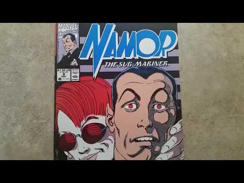 MARVEL BEFORE SJW- Namor #9 By John Byrne