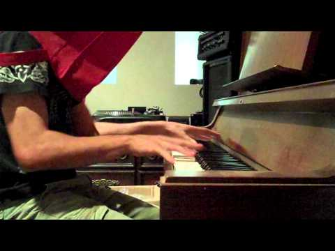 Zak and Sara - Ben Folds, BLINDFOLDED Piano Cover