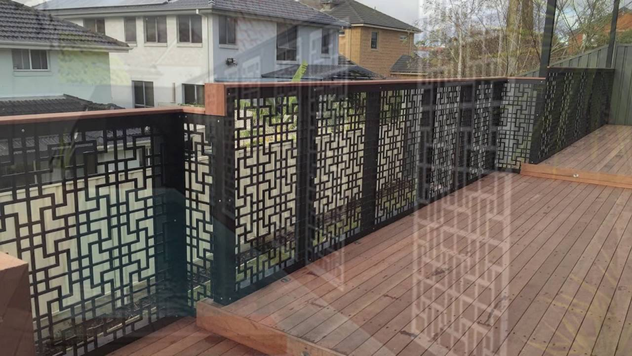 Outdoor screen panels youtube outdoor screen panels baanklon Choice Image