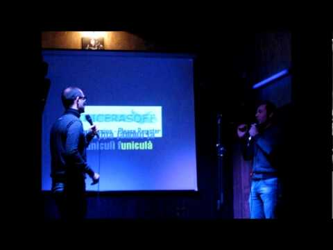 funiculì funiculà karaoke@Brodvejus Pub Vilnius