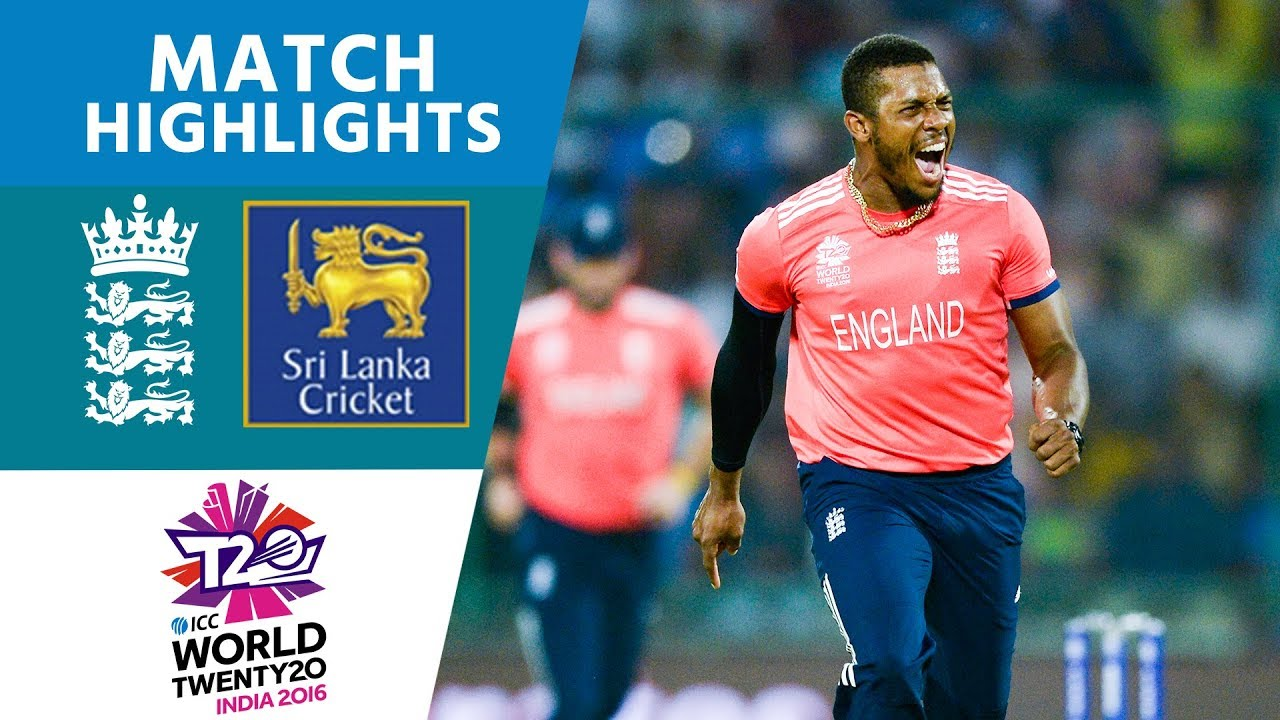 Classy Buttler 66* Sets Up England Win | ICC #Men's WT20 2016 - Sri Lanka vs England - Highligh