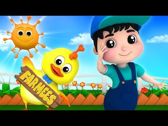Good Morning Song | Videos And Songs For Children