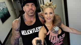 OUR TRAVELS: RICH PIANA & CHANEL - TORONTO - PRO SHOW - EXPO