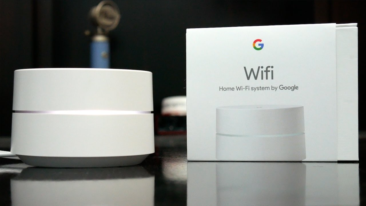 Google Wifi Setup and Review - The Best Home Wi-Fi I've Ever Used