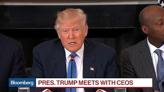 Trump Says He's Delivering on Promise to Bring Back Jobs