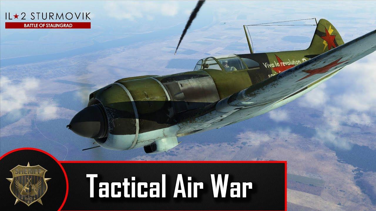Tactical Air War Server