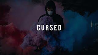"""Cursed"" (Free) Dark Aggressive Rap Instrumental | Sick Dope Hard Trap Beat Hip Hop Instrumental"