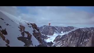 THE SPY WHO LOVED ME CLIFF JUMP