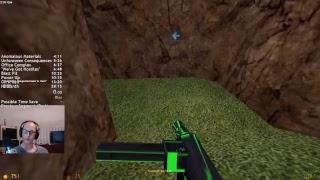 Half-Life WR Speedrun Grind