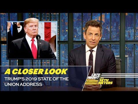 Trump's 2019 State