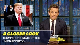 Trump's 2019 State of the Union Address: A Closer Look thumbnail