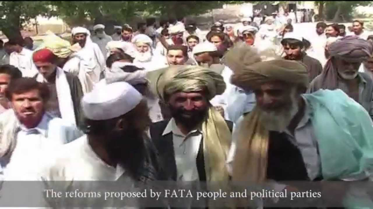 Struggle for Equal Rights in FATA: Pakistan's Federally Administered Tribal Areas