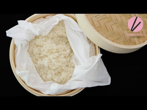 How to Make Thai Sticky Rice | Asian at Home