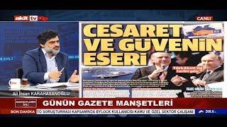 Manşetlerin Dili - Yurtdışından emir alıp Türkiye'de uygulamak ihanettir !