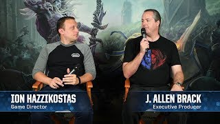 World of Warcraft - BlizzCon 2018 Preview