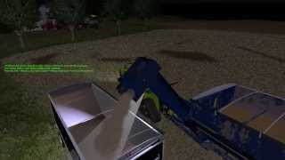 Farming Simulator 15  Windchaser Farms Soybean Harvest & Tillage