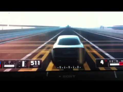 GT5 Hacked Audi Nuvolari Quattro