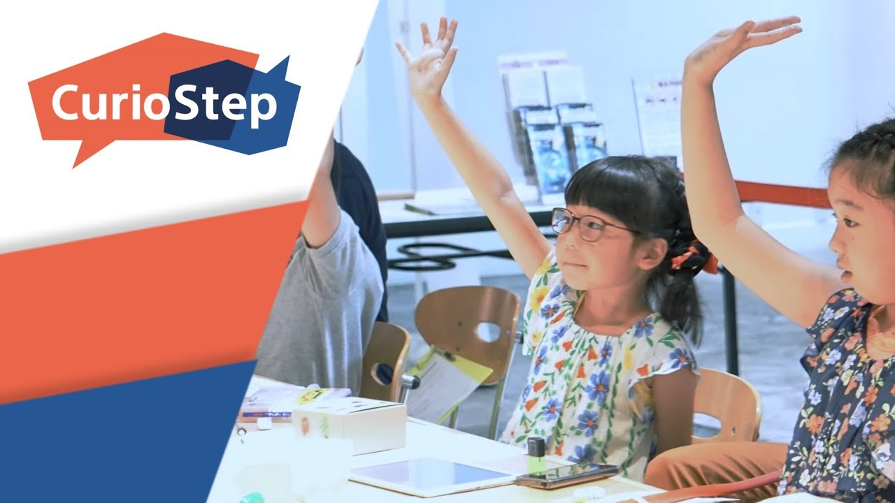 """""""CurioStep with Sony"""", Education Program to Empower Children's Curiosity"""
