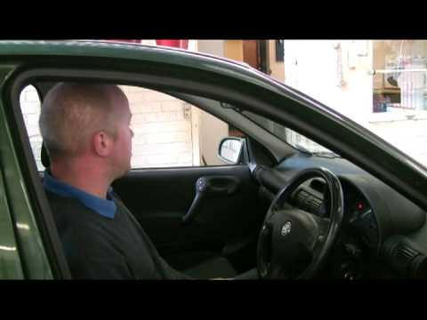 MOT Test DVD