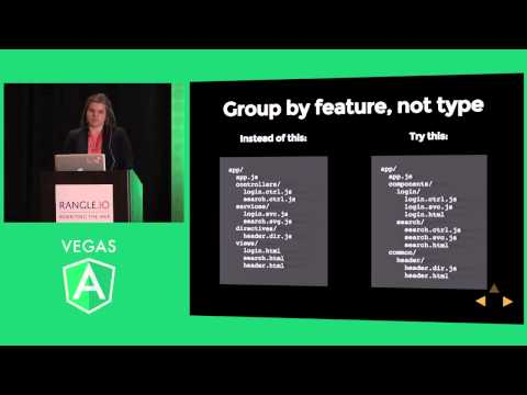 Adopting Angular in Existing Applications - ng-vegas 2015
