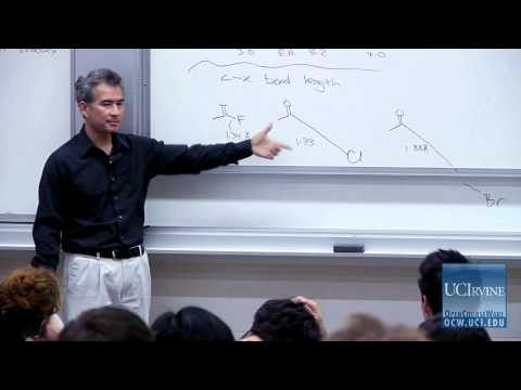 Chem 201. Organic Reaction Mechanisms I. Lecture 13. (Pt. III) Addition To Pi Star (π*)