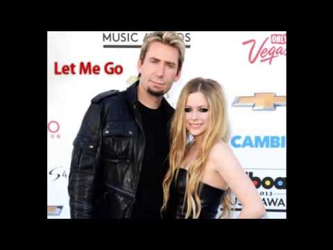 Chad Kroeger And Avril Lavigne Made A Duet Together And It's Just As Horrible As You'd Imagine