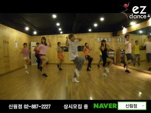 Jessica Mauboy-Pop A Bottle(Fill Me Up)/Choreography/SeungHyun.T
