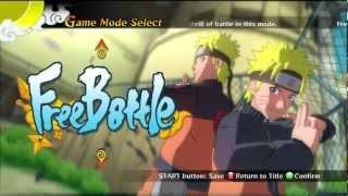 COTV - Naruto Shippuden Ultimate Ninja Storm Generations Free Battle Raikage & Sakura