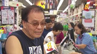 无塑料袋试验计划 职总超市首日试行