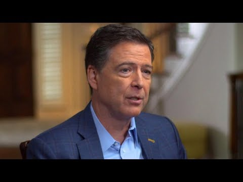 Why James Comey likens Trump to a 'forest fire': Part 1