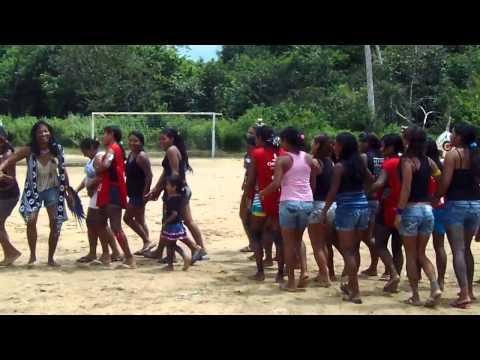 Danza indígenas etnia Assurinis