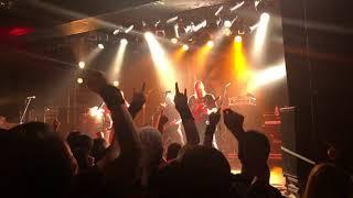 NOCTURNAL RITES Still Alive  live in   EBISU LIQUIDROOM TOKYO evoken fest 01/09/18