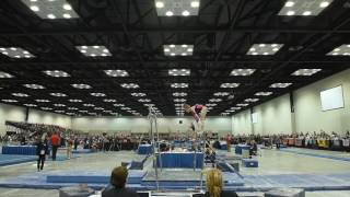 Rylie Mundell - Uneven Bars - 2017 Women's Junior Olympic Championships