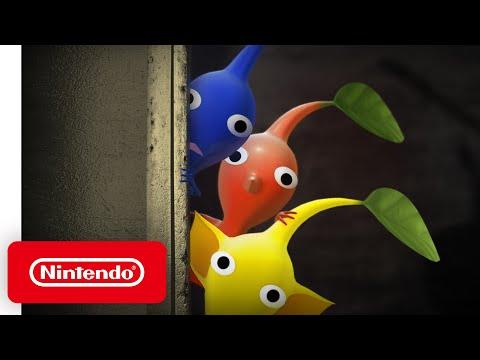 PIKMIN Short Movies - The Night Juicer - Nintendo