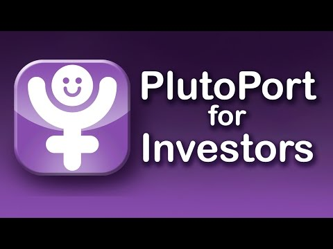 PlutoPort for Investors