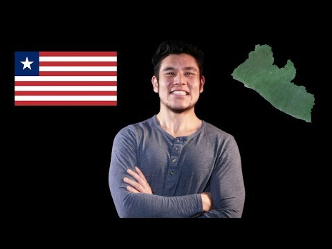 Geography Now! LIBERIA