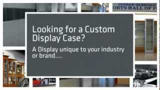 Custom Display Cases | Call 315-203-2270 For Custom Display Cases For Any Product Or Use
