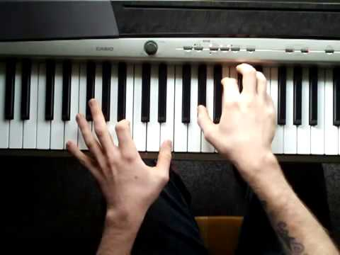 How To Play You And Whose Army By Radiohead On Piano Tutorial