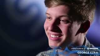 George Ezra Interview #FeaturedByShazam