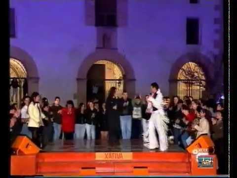 KARAOKE EN XATIVA 1996. RICARDO ORTEGA