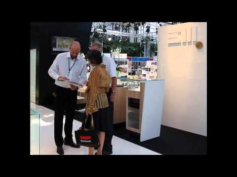 EM Retail Solutions @ Copenhagen Jewellery Fair 2011 - Impressions