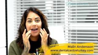 Malin Andersson | Cosmetic Dentist in Turkey