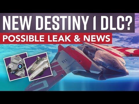 Destiny 2 News - Pre Loading, New Companion App, and Leaked Destiny 1 Final  Update?