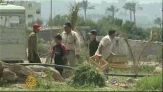Gazans squeezed by Israeli buffer zone - 08 Jul 09 thumbnail