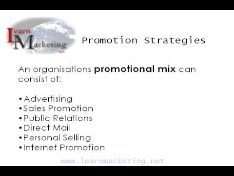 Marketing strategies mix for cement