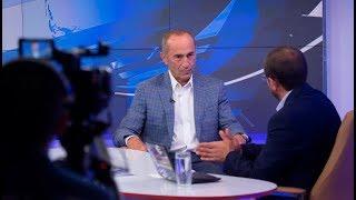 Հայաստանում տնտեսական քաղաքականություն չկա. Ռոբերտ Քոչարյան