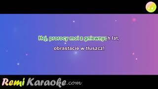 Perfect - Nie płacz Ewka (karaoke - RemiKaraoke.com)