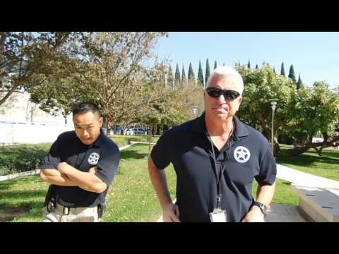 Reagan Federal Building and U.S. Courthouse Marshal threatened arrest First Amendment FAIL