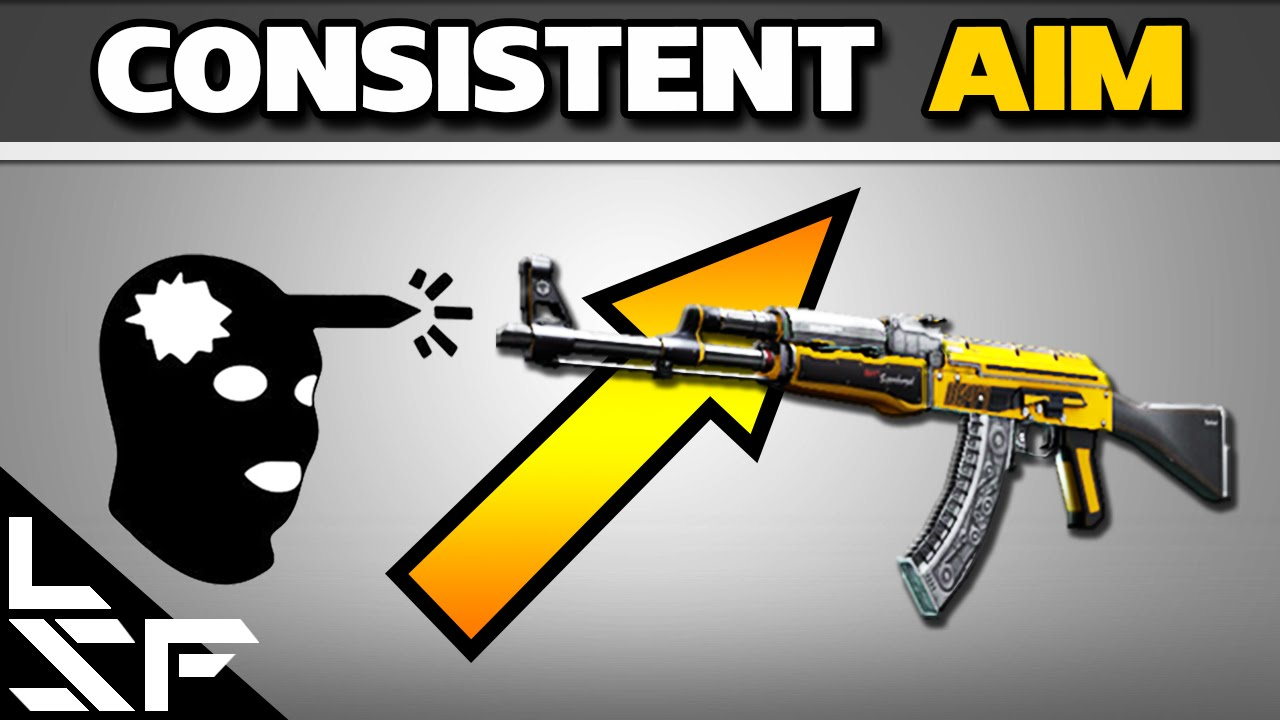 HOW TO GET CONSISTENT AIM - CSGO Tips & Tricks