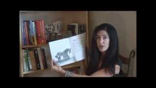 Melanie Reads Aloud from Her Second Book